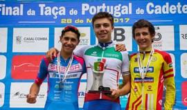 Julian Madrigal conquista Taça de Portugal de cadetes