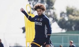 MLS: João Pedro estreia-se a marcar no LA Galaxy