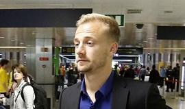Hermes de partida para férias: «Quando voltarmos vamos querer lutar pelo penta»