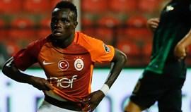 Bruma na mira do RB Leipzig com o Galatasaray a 'fazer-se de caro'