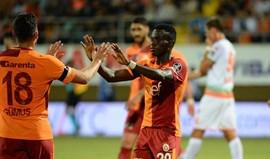 Turquia: Bruma abre caminho ao triunfo do Galatasaray