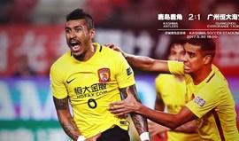 China: Scolari apurado para os 'quartos' da Champions