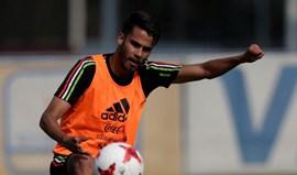Valencia atento a Diego Reyes