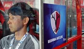 Japão: Kashima Antlers demitem treinador após eliminação na Taça dos Campeões Asiáticos