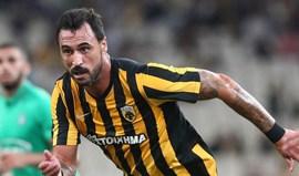Grécia: AEK garante lugar na Liga dos Campeões