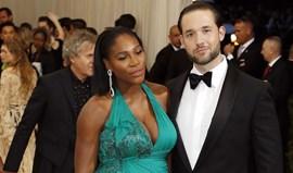 Serena Williams vai ser mãe de uma menina