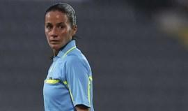 Sandra Bastos arbitra final da Taça de Portugal feminina