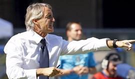 Rússia: Roberto Mancini vai treinar o Zenit nas próximas três temporadas