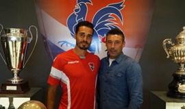 Luís Tinoco assina por duas temporadas