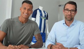 Herta Berlim anuncia contratação do avançado Davie Selke