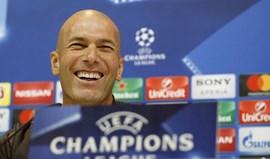 Zidane convoca o filho Enzo para final da Champions