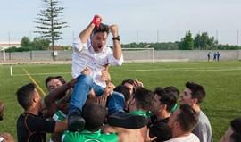 João Manuel Pinto continua no comando do Moncarapachense