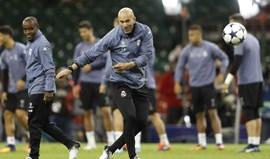 Zidane: «Se tivesse jogado com Cristiano Ronaldo, ele é que seria a estrela»