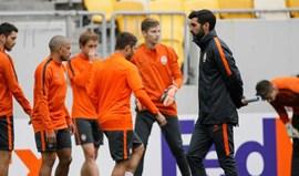 Paulo Fonseca: «Quero ficar no Shakhtar na próxima temporada»