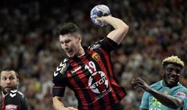 PSG e Vardar Skopje na decisão daLiga dos Campeões