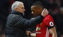 Agente de Martial acaba com rumores: «Não há qualquer razão para sair do United»
