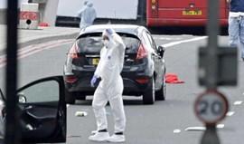 Polícia detém 12 pessoas na sequência dos ataques de Londres