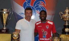 Gil Vicente assina com Miguel Abreu por três temporadas