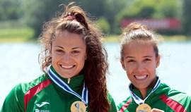 Joana Vasconcelos e Francisca Laia classificam ouro como motivador