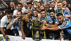 Grémio de Porto Alegre defronta o Atlético Paranaense nos quartos de final da Taça