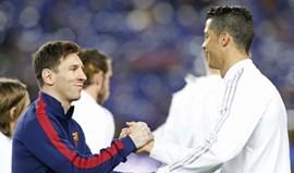 CR7 'gosta' de Messi a dar-lhe a Bola de Ouro