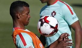 Nani: «Gelson Martins é uma mais valia»