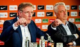 Advocaat assume difícil missão de qualificar a Holanda