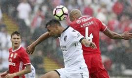 Jogo entre Benfica e Vitória de Guimarães já tem data