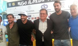 Figueira da Foz acolhe 6.ª edição do 'Hugo Almeida Footvolley Cup'