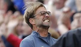 Klopp quis 'imitar' Mourinho e meteu o Liverpool numa grande embrulhada