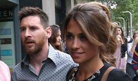 Já é conhecida a lista de convidados para o casamento de Messi e há surpresas