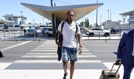 Rúben Semedo falha treino devido a transferência para o Villarreal