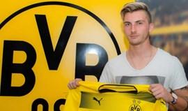 Borussia Dortmund contrata Maximilian Philip