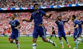 Diego Costa: «Conte não me quer no Chelsea»