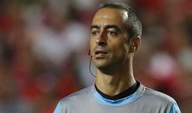Jorge Sousa foi o melhor árbitro da época
