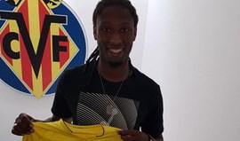 Villarreal fechou contratações com a chegada de Rúben Semedo