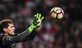 Casillas foi oferecido ao Sevilha