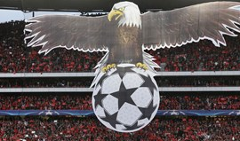 Benfica mantém-se no top-10 do ranking da UEFA