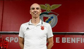Carlos Resende aposta na formação para levar Benfica aos títulos