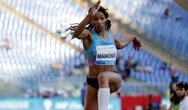 Patrícia Mamona abre época com salto de 14,42 metros em Roma
