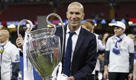 Zidane deverá renovar até 2020