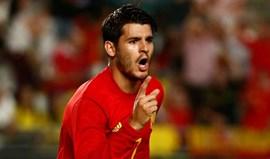 Álvaro Morata terá dado o sim a José Mourinho