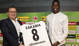 Denis Zakaria assina pelo Borussia M'Gladbach