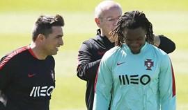 Rui Jorge: «Fiz questão de ter uma conversa com Renato Sanches»
