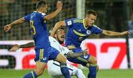 Grupo H: Nulo entre Bósnia e Grécia com Mitroglou em campo
