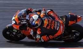 Moto2: Miguel Oliveira sai do sétimo posto no GP da Catalunha