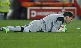 Casillas foi oferecido ao Nápoles