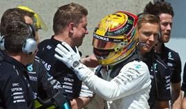 GP Canadá: Hamilton conquista 'pole' e iguala Ayrton Senna