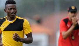 Gelson Dala marca mas não impede derrota de Angola