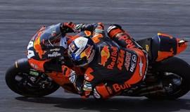 Moto2: Miguel Oliveira termina em 4.º no GP da Catalunha